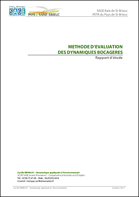 Methode Evaluation Dynamiques Bocageres Rapport